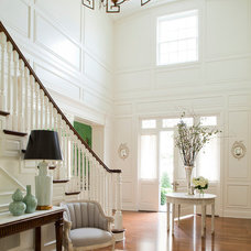 Traditional Entry by Burdge & Associates Architects