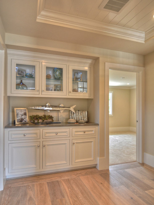 Built In In Hallway Houzz