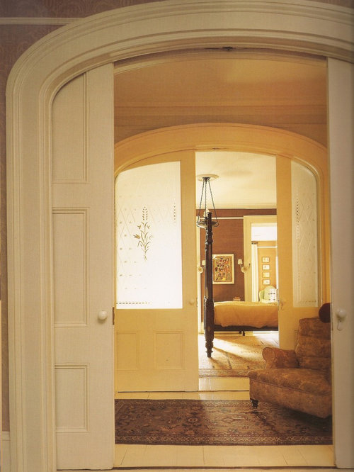 Arched Pocket Door Houzz