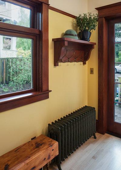 Craftsman Entry by Craftsman Design and Renovation