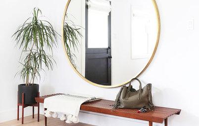 Derfor hitter runde spejle i indretningen!