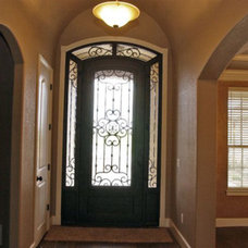 Traditional Entry by Douglas Custom Homes