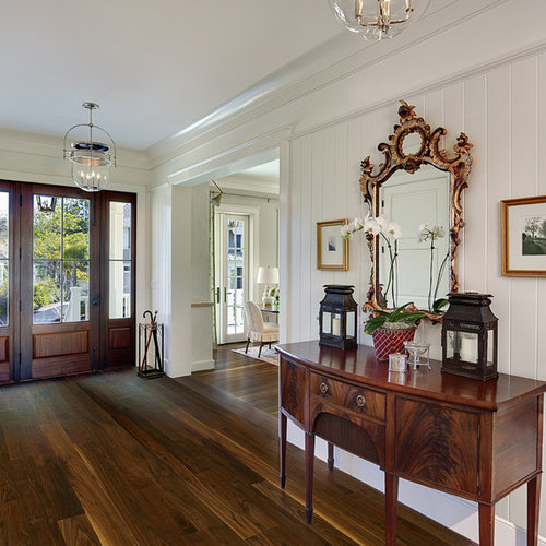 Example Of A Classic Entryway Design In Charleston