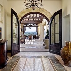 Modern Entry by Bravo Interior Design