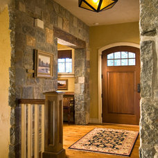 Craftsman Entry by Witt Construction