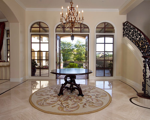 Elegant Foyer Tiles : Best elegant foyer design ideas remodel pictures houzz
