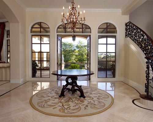 Elegant Foyer Houzz