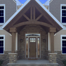 Craftsman Entry by Atkins Family Builders