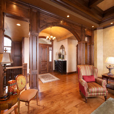 Contemporary Entry by Ralph's Hardwood Floors