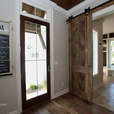 Farmhouse Entry by Couture Design and Staging