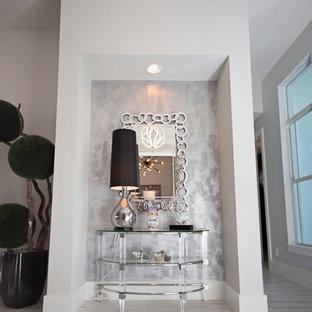 Hall d\'entrée moderne Miami : Photos et idées déco de halls d\'entrée ...