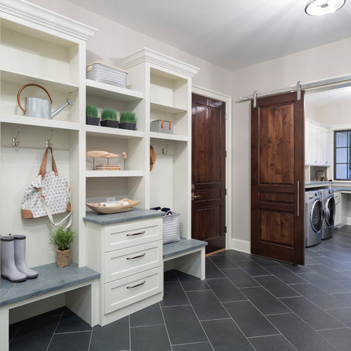 Top 10 Trending Laundry Room Ideas On Houzz: Bathroom/Laundry Room Combo Ideas