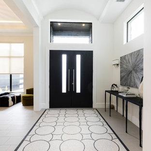 Black Front Door Ideas | Houzz