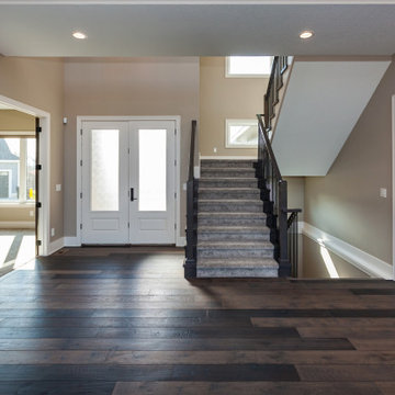 2019 Custom 2 story with Dual Island Kitchen, 5 beds, wet bar, exercise room