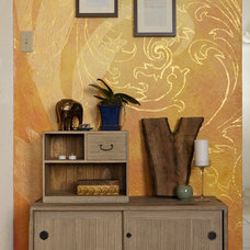 Eclectic Entry by Present Moment Designs