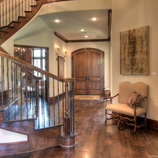 Traditional Entry by Rice Residential Design
