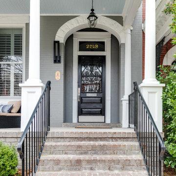 W. Grace St. - Historic Home Renovation