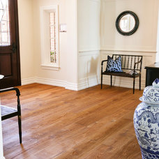 Traditional Entry by Warren Christopher Fine Floor Coverings
