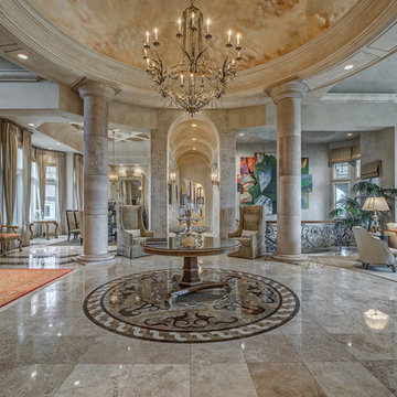 30,000 Square Foot Home - $18 million