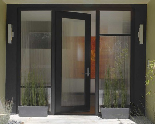 Reeded Glass Doors Home Design Ideas Pictures Remodel