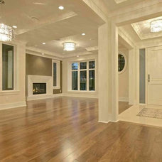 Traditional Entry by Marble Construction