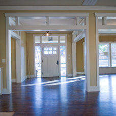 Traditional Entry by 3rd Street Custom Homes