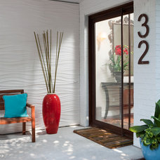 Contemporary Entry by Tongue & Groove