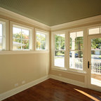 Shutters For Sidelight Windows Traditional Entry By