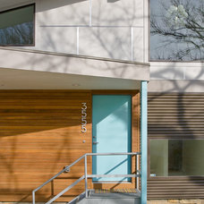 Contemporary Entry by Bob Greenspan Photography