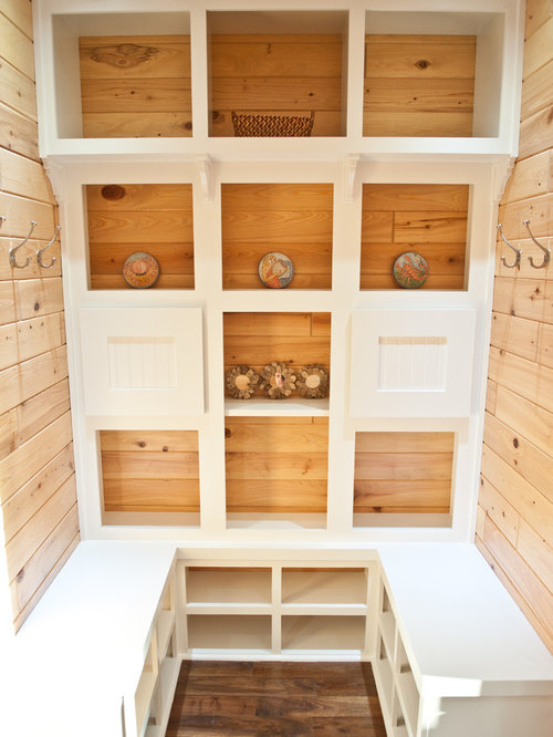 Small mudroom houzz Mud room designs laout