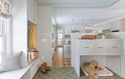 16 Stylish Built-In Sleeping Areas for Dogs