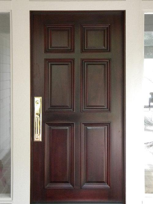Residential Luxury Door Collections