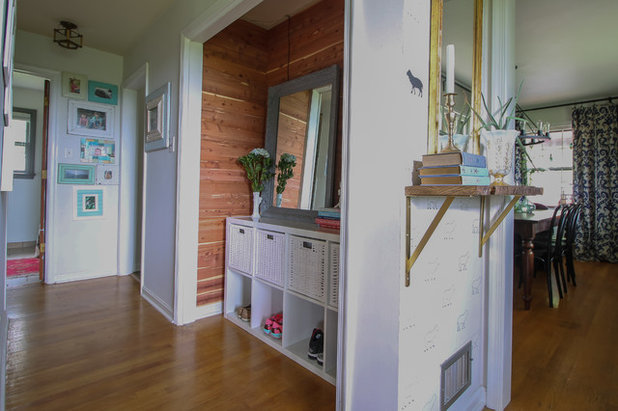 My Houzz: Vintage Charm and DIY Style in Maryland