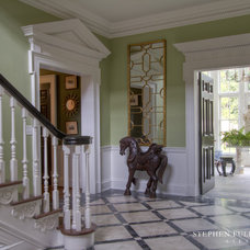 Traditional Entry by Stephen Fuller Designs