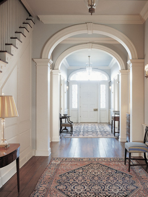 Archway trim ideas pictures remodel and decor for Decorative archway mouldings