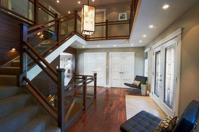 Craftsman Entry by Nancy Lem Design