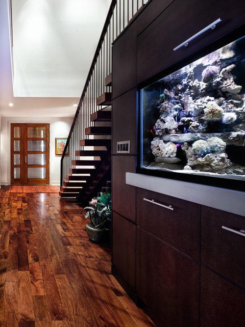 Floor aquarium home design ideas pictures remodel and decor for Floor aquarium