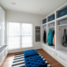 Playroom/mud room/lounge