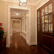 Traditional Entry by Parker Stuckey Residential Design