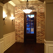 Traditional Entry by Acadian Dream Homes