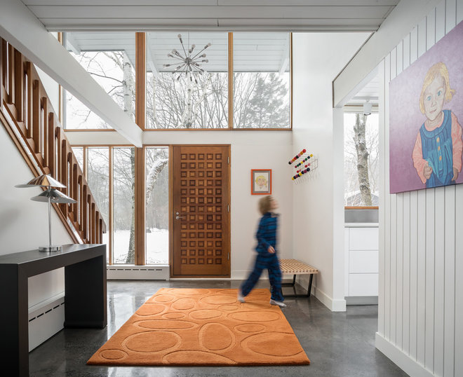 Midcentury Entry by Woodhull of Maine