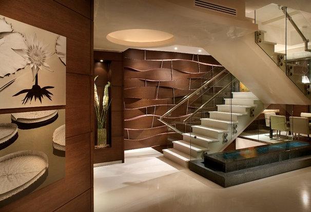 Modern Entry by Pepe Calderin Design- Modern Interior Design