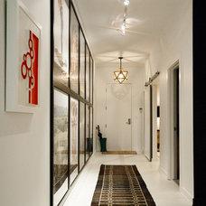 Modern Entry by Adrienne DeRosa