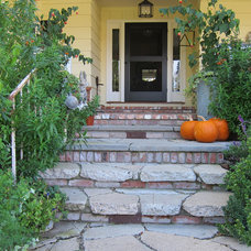 Eclectic Entry by Sandy Koepke
