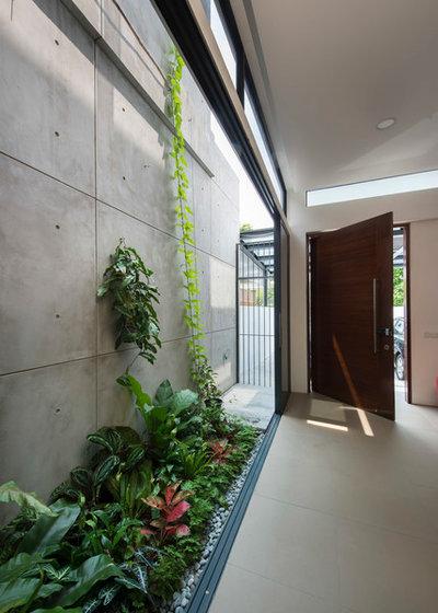 Contemporain Entrée by ADX Architects