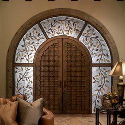 Aladdin Door - Cantera Doors Aladdin DDFS