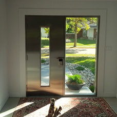 Modern Entry by Neoporte Modern Door