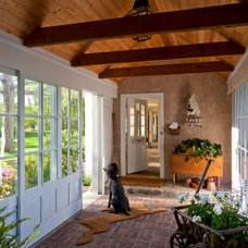 Traditional Entry by Chatfield Design