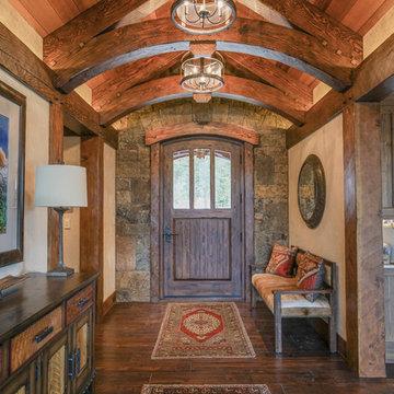 Allenspark Ranch House Entry