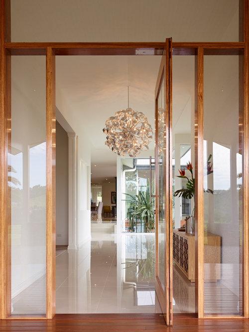 Foyer Stairs Qld : Modern brisbane entryway design ideas remodels photos